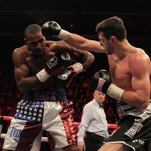 TRUE BRIT BOXING   17/11/12