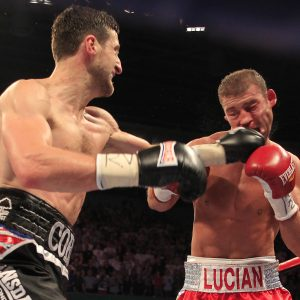 IBF WORLD SUPER-MIDDLEWEIGHT TITLE
