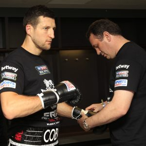 FROCH v GROVES2 THE REMATCH